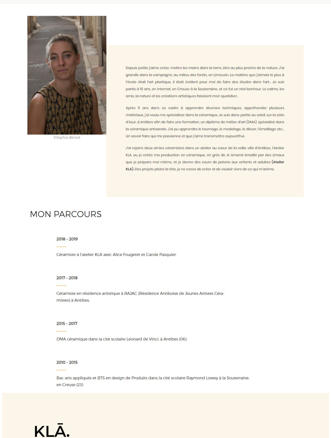 à propos - Fanny Male_présentation_création_site_internet_albi