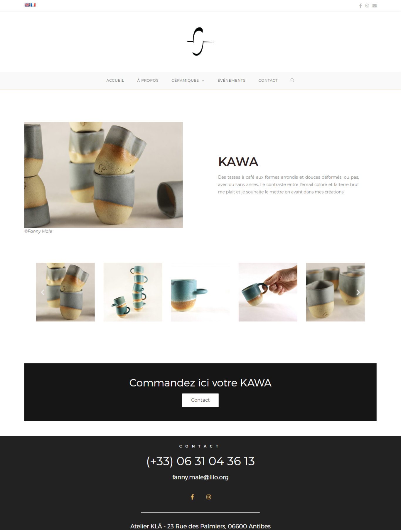 kawa - Fanny Male_présentation_kawa_création_site_internet_albi